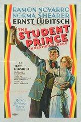 Постер к фильму «Принц-студент в Старом Гейдельберге»