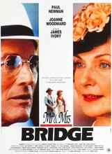 Постер к фильму «Мистер и миссис Бридж»