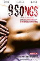 Постер к фильму «9 песен»