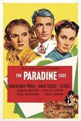 Постер к фильму «Дело Парадайна»