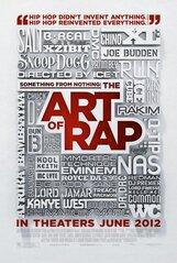 Постер к фильму «Рэп как искусство»