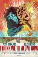 Постер к фильму «Кажется, мы остались одни»