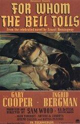 Постер к фильму «По ком звонит колокол»