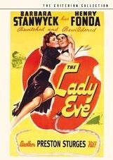 Постер к фильму «Леди Ева»