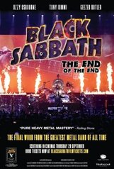 Постер к фильму «Black Sabbath the End of the End»