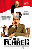 Постер к фильму «Мой Фюрер, или самая правдивая правда об Адольфе Гитлере»
