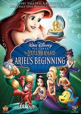 Постер к фильму «Русалочка: начало истории Ариэль»