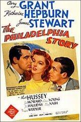 Постер к фильму «Филадельфийская история»
