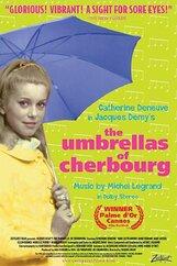 Постер к фильму «Шербургские зонтики»