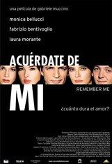 Постер к фильму «Помни обо мне»