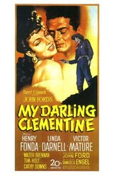 Постер к фильму «Моя дорогая Клементина»