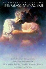 Постер к фильму «Стеклянный зверинец»