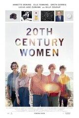 Постер к фильму «Женщины ХХ века»