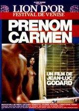 Постер к фильму «Имя Кармен»