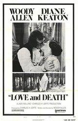 Постер к фильму «Любовь и смерть»