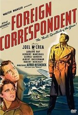 Постер к фильму «Иностранный корреспондент»