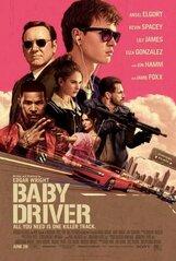 Постер к фильму «Малыш на драйве»