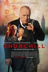 Постер к фильму «Черчилль»