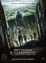 Постер к фильму «Бегущий в лабиринте»