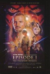 Постер к фильму «Звездные войны: эпизод I - Скрытая угроза»