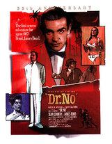 Постер к фильму «Доктор Ноу»