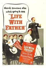 Постер к фильму «Жизнь с отцом»