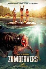 Постер к фильму «Бобры-зомби»