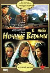 """Постер к фильму «В небе """"Ночные ведьмы""""»"""