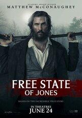 Постер к фильму «Свободный штат Джонса»