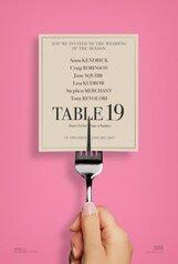 Постер к фильму «Столик № 19»