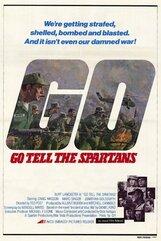 Постер к фильму «Расскажи спартанцам»
