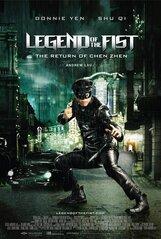 Постер к фильму «Кулак легенды: Возвращение Чен Жена»