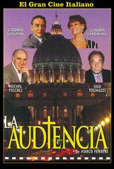 Постер к фильму «Аудиенция»
