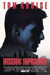 Постер к фильму «Миссия: Невыполнима»