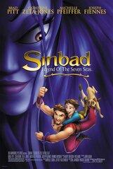 Постер к фильму «Синбад: Легенда семи морей»