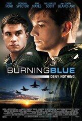 Постер к фильму «Горящая синева»