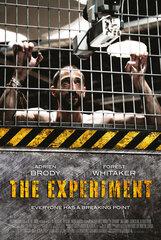 Постер к фильму «Эксперимент»