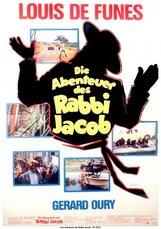 Постер к фильму «Приключения раввина Якова»