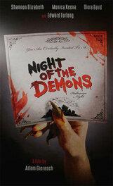 Постер к фильму «Ночь демонов»