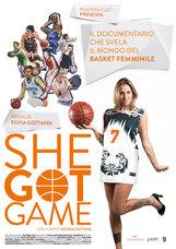 Постер к фильму «Она в игре»