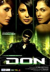 Постер к фильму «Дон. Главарь мафии»