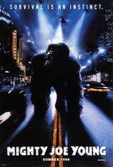 Постер к фильму «Могучий Джо Янг»