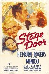 Постер к фильму «Дверь на сцену»