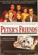 Постер к фильму «Друзья Питера»