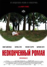Постер к фильму «Неоконченный роман»