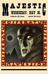 Постер к фильму «Носферату, симфония ужаса»