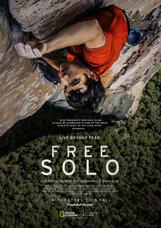 Постер к фильму «Свободный подъём в одиночку»