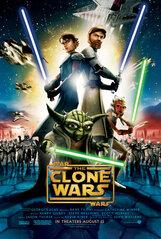 Постер к фильму «Звездные Войны: Война клонов»
