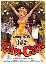 Постер к фильму «Канкан»