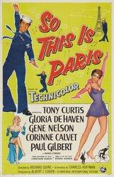 Постер к фильму «Таков Париж»